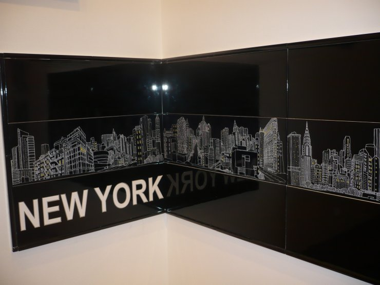 Anna Sutor - skyline series