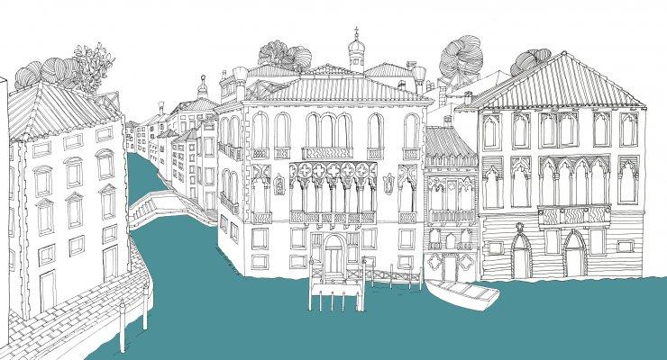 Anna Sutor - Palazzo (doppia pagina)