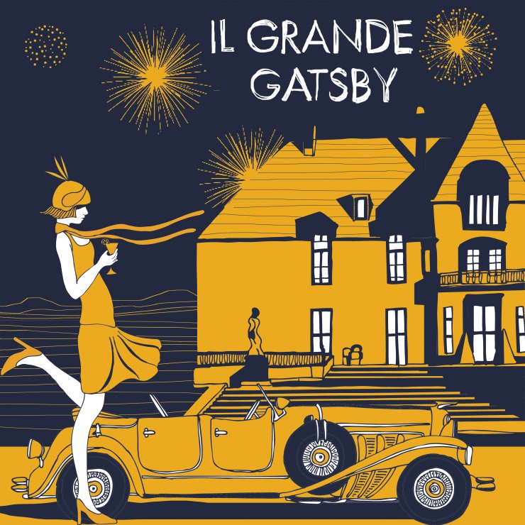 Anna Sutor - The Great Gatsby