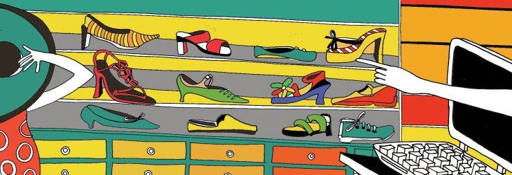 Anna Sutor - Shoes