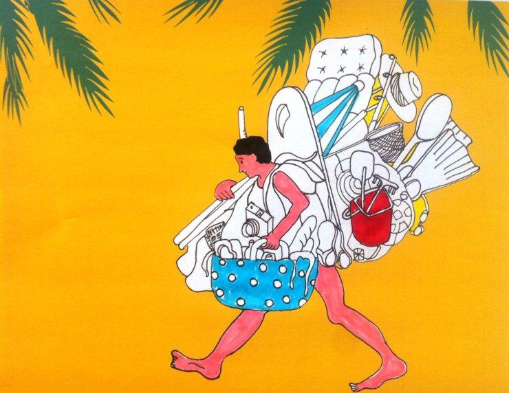 Anna Sutor - Primo giorno di Vacanza